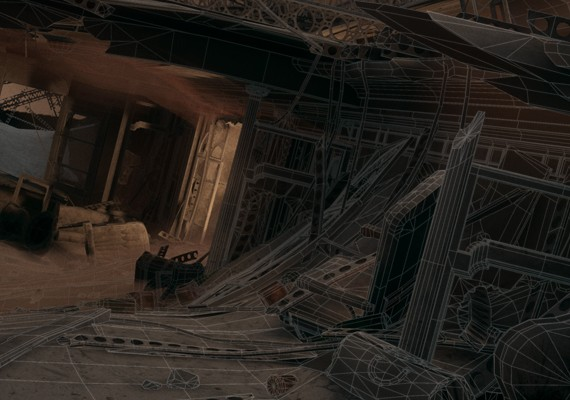 The Order: 1886 – Wireframes