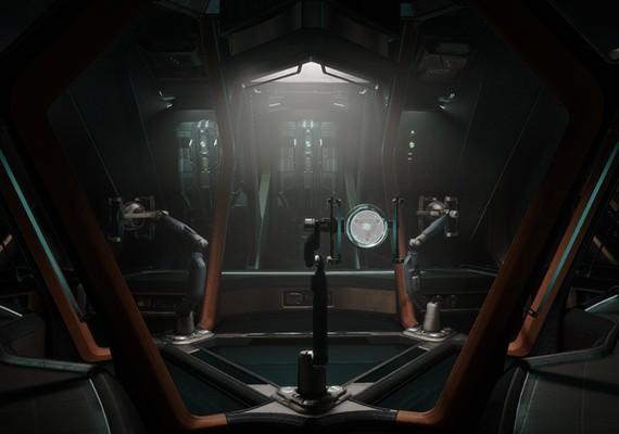 Lone Echo – Pod Room