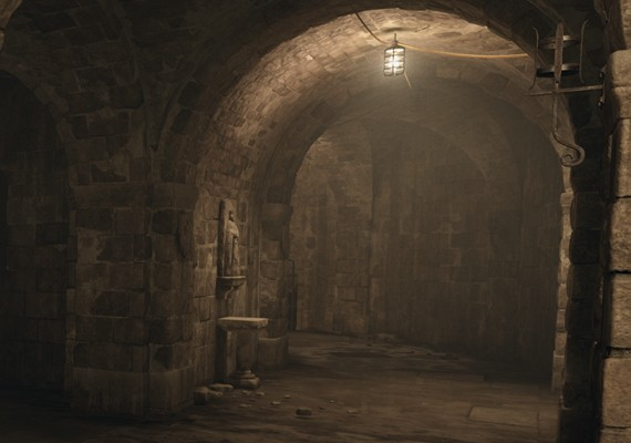 The Order: 1886 – Catacombs