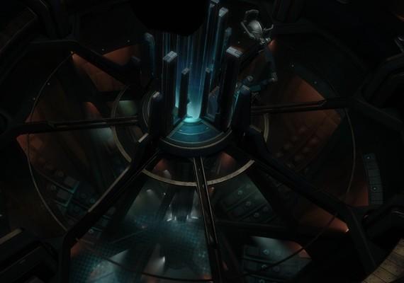 Lone Echo – AI Terminal